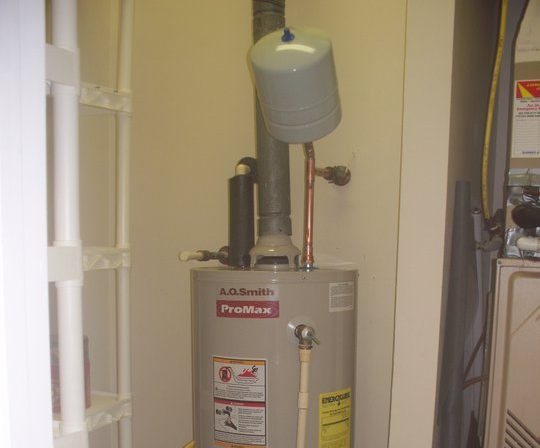 Gas Tank Water Heaters